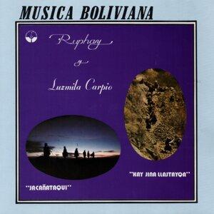 Ruphay, Luzmila Carpio 歌手頭像