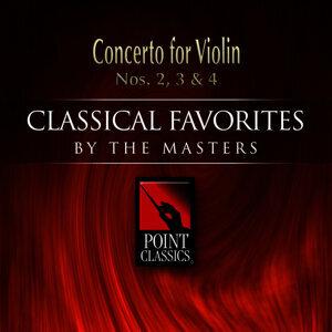 Munich Symphony Orchestra, Henry Adolph, Richard Wenzel - Violin 歌手頭像