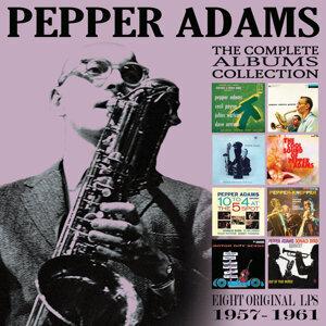 Pepper Adams アーティスト写真