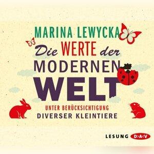 Marina Lewycka 歌手頭像