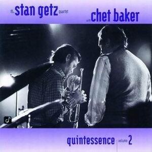 Stan Getz Quartet & Chet Baker アーティスト写真