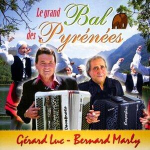 Bernard Marly, Hubert Ledent, Gérard Luc 歌手頭像