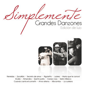 Danzonera Coyoacán 歌手頭像