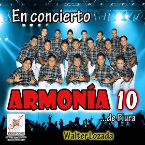 Armonia 10 歌手頭像