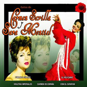 Sara Montiel y Carmen Sevilla 歌手頭像