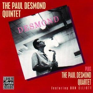 The Paul Desmond Quintet 歌手頭像