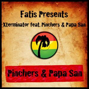 Papa San, Pinchers 歌手頭像
