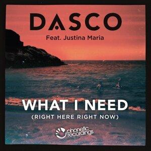 Dasco Feat. Justina Maria