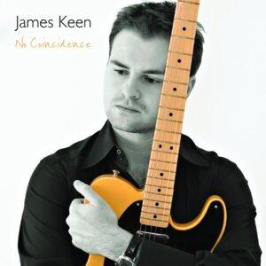 James Keen 歌手頭像
