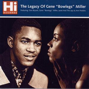 "Gene ""Bowlegs"" Miller 歌手頭像"