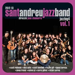 Sant Andreu Jazz Band  &  Joan Chamorro 歌手頭像