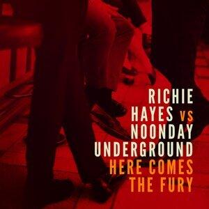 Richie Hayes, Noonday Underground 歌手頭像