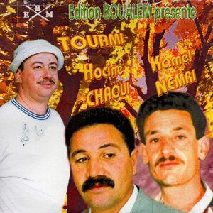 Touami , Hocine Chaoui & Kamel Nemri 歌手頭像