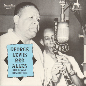 George Lewis and Red Allen 歌手頭像