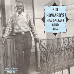 """Avery """"Kid"""" Howard 歌手頭像"""