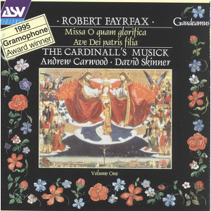 David Skinner,The Cardinall's Musick,Andrew Carwood 歌手頭像