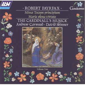 The Cardinall's Musick,The Frideswide Consort,Andrew Carwood,David Skinner 歌手頭像