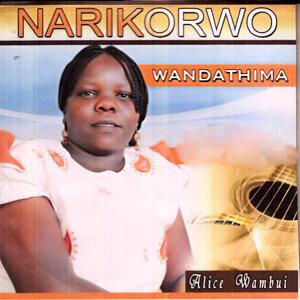 Alice Wambui 歌手頭像