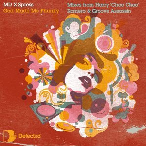 Mike Dunn presents The MD X-Spress 歌手頭像