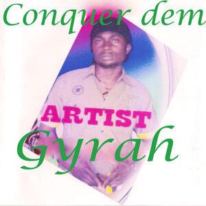 Gyrah 歌手頭像