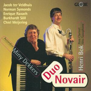 Duo Novair 歌手頭像
