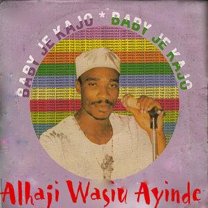 Alhaji Wasiu Ayinde 歌手頭像