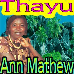 Ann Mathew 歌手頭像