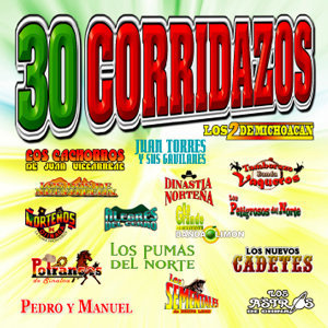 30 corridazos 歌手頭像