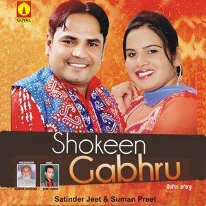 Satinder Jeet, Suman Preet 歌手頭像