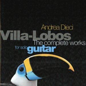 Andrea Dieci 歌手頭像