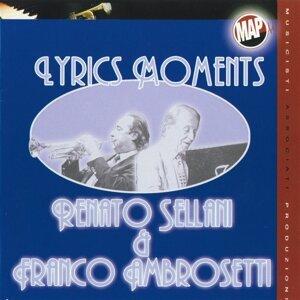 Renato Sellani, Franco Ambrosetti 歌手頭像