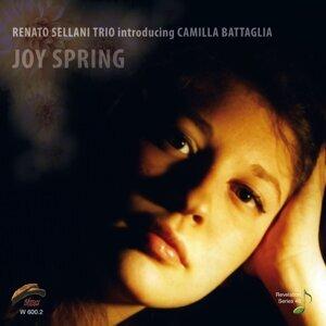 Renato Sellani Trio, Camilla Battaglia 歌手頭像