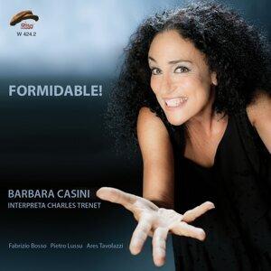 Fabrizio Bosso, Barbara Casini 歌手頭像