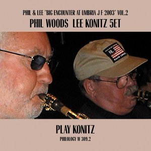 Phil Woods, Lee Konitz 歌手頭像