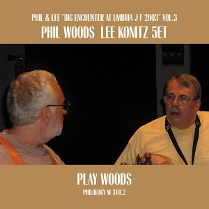 Phil Woods, Lee Konitz 歌手頭像
