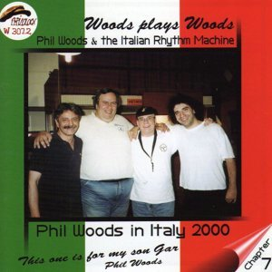 Phil Woods, The Italian Rhythm Machine 歌手頭像