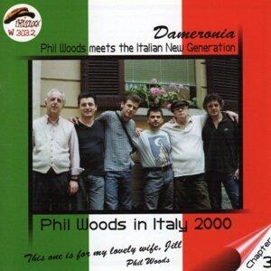 Phil Woods, Fabrizio Bosso, Rosario Giuliani 歌手頭像