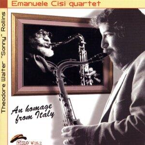 Emanuele Cisi Quartet 歌手頭像