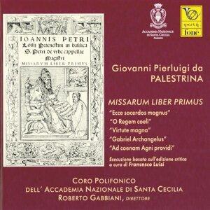 Coro polifonico dell'Accademia Nazionale di Santa Cecilia, Roberto Gabbiani 歌手頭像