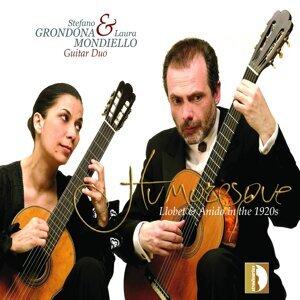 Stefano Grondona, Laura Mondiello 歌手頭像