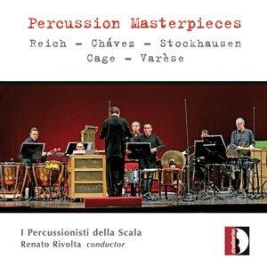 I Percussionisti della Scala, Renato Rivolta 歌手頭像