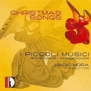 I Piccoli Musici, Mario Mora 歌手頭像