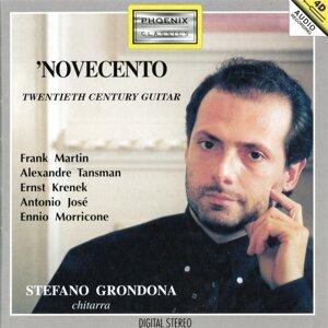 Stefano Grondona 歌手頭像