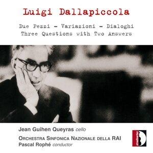 Jean Guihen Queyras, Orchestra Sinfonica Nazionale della Rai, Pascal Rophé 歌手頭像