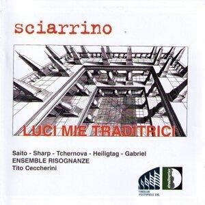 Ensemble Risognanze, Tito Ceccherini 歌手頭像