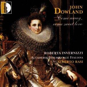 Roberta Invernizzi, Accademia Strumentale Italiana, Alberto Rasi