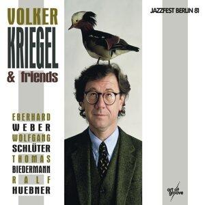 Volker Kriegel & Friends アーティスト写真