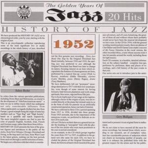 History Of Jazz 1952 歌手頭像