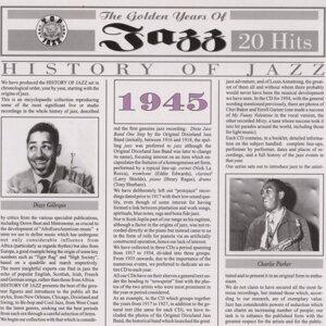 History Of Jazz 1945 歌手頭像