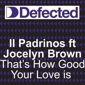 Il Padrinos feat. Jocelyn Brown アーティスト写真